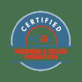 Certified NCQA Wellness & Health Promotion