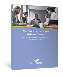 What do corporate wellness programs cost?