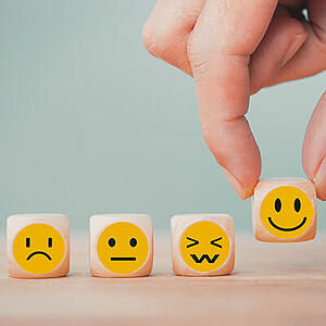 Employee mental health ranges