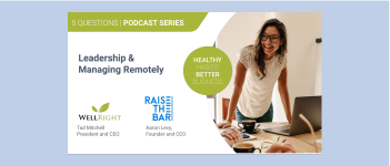 Video: Leadership & Managing Remotely