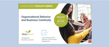 Video: Organizational Behavior and Business Continuity