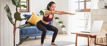 4 Ways to Help Your Employees Create an At-Home Fitness Planv