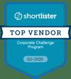 TopVendorBadge Q2 2020 Corporate Challenge Program
