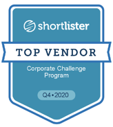 Shortlister | Top Vendor - Corporate Challenge Program