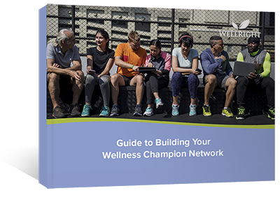 Guide to Building Your Wellness Champion Network