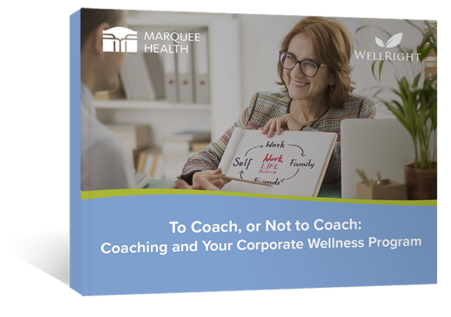 To Coach, or Not to Coach: Coaching and Your Corporate Wellness Program