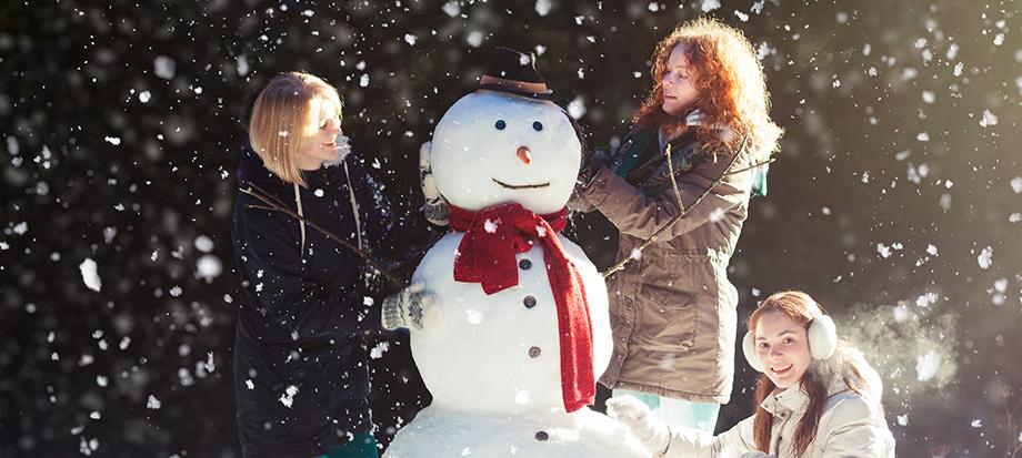 8 Winter Wellness Challenge Ideas
