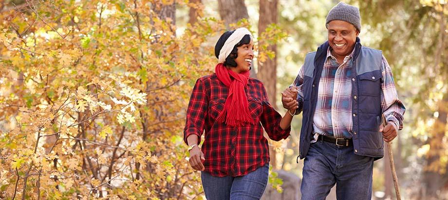 Fall wellness challenge ideas