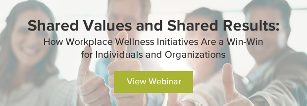 View our webinar: Shared Values and Shared Results