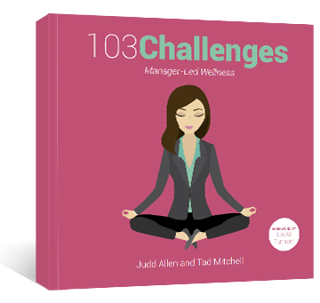 103 Challenges: Manager-Led Wellness