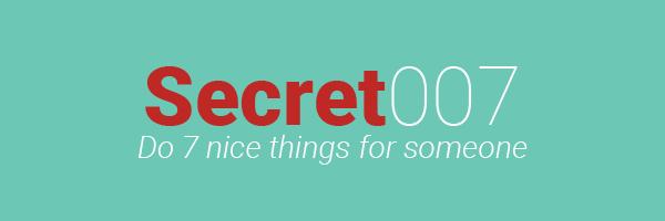 Secret 007