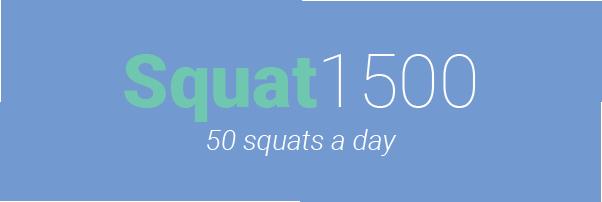 Squat 1500