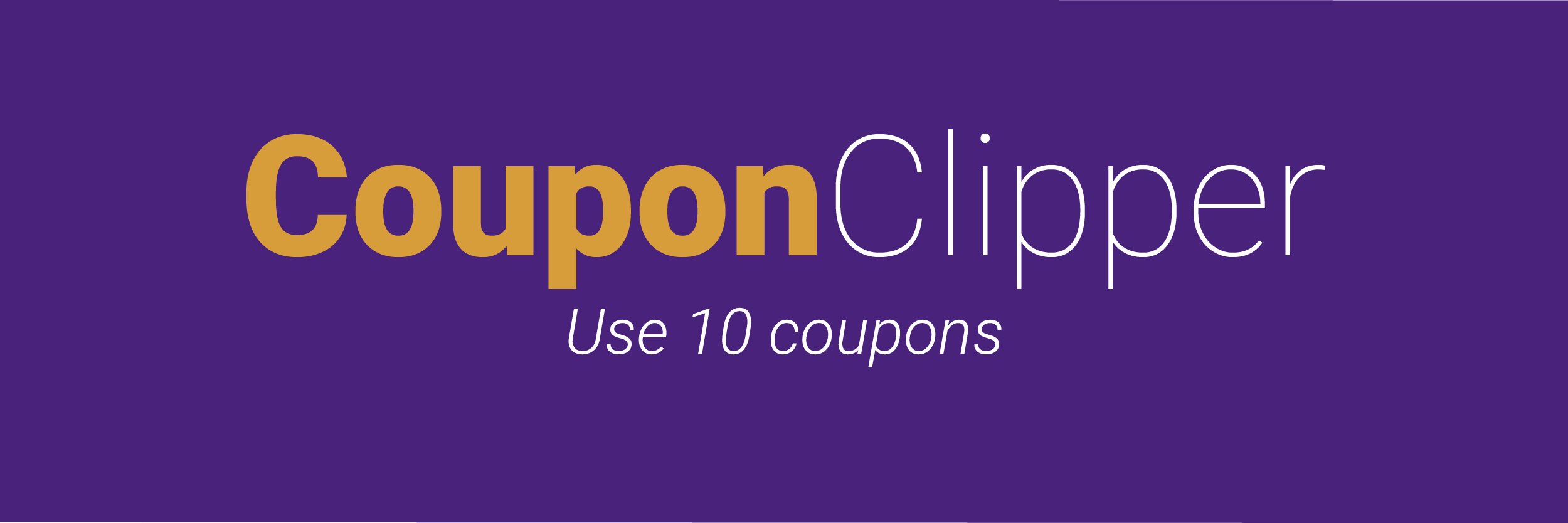 Coupon Clipper-01
