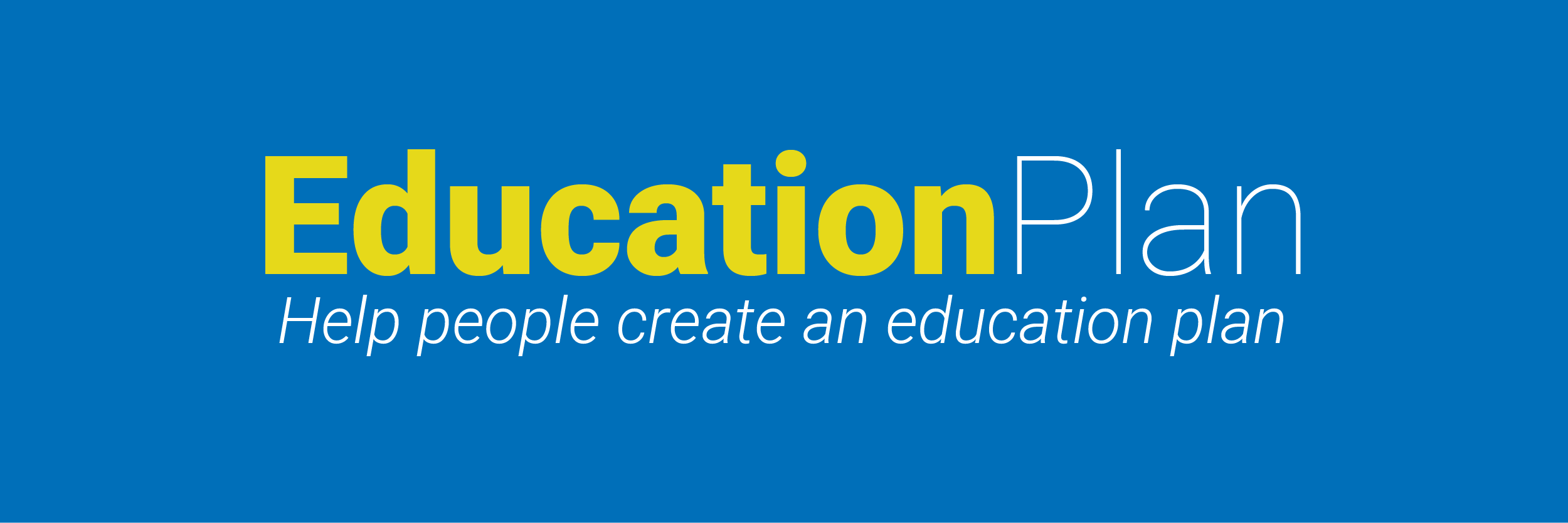 Education Plan-01