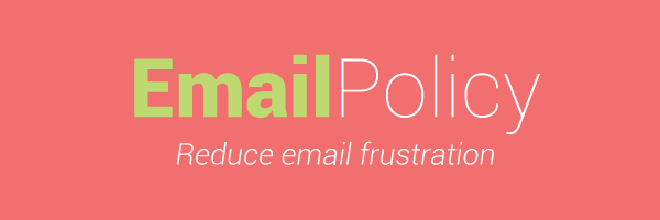 Email-Policy