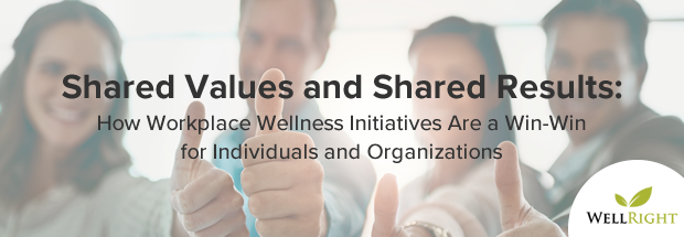 Shared Values and Shared Results Webinar