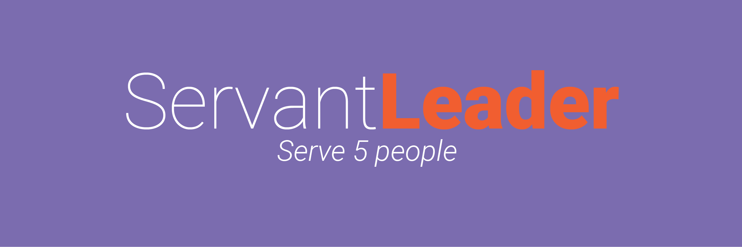 Servant Leader-01