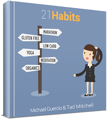 Book: 21 Habits: A Wellness Survival Guide