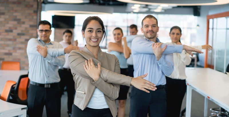 How Wellness Programs Revitalize Employees and Transform Corporate Culture
