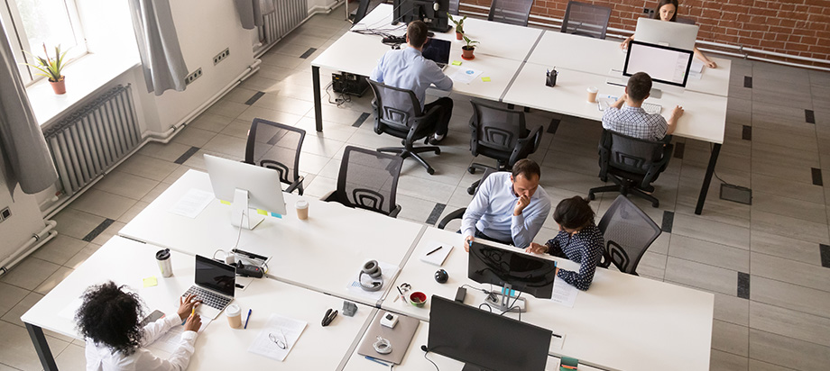 Are Open Offices Helping or Harming Workplace Wellness?