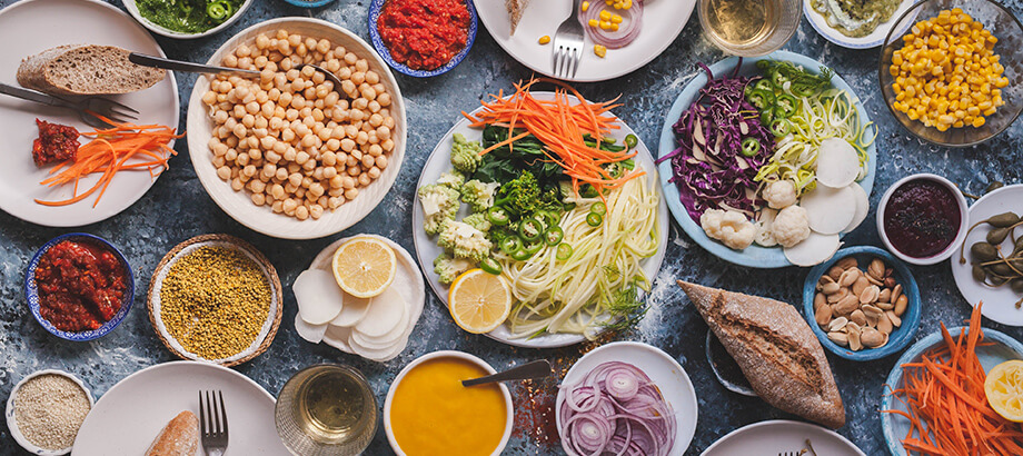 Is a Plant-Based Diet the Way to Wellness?